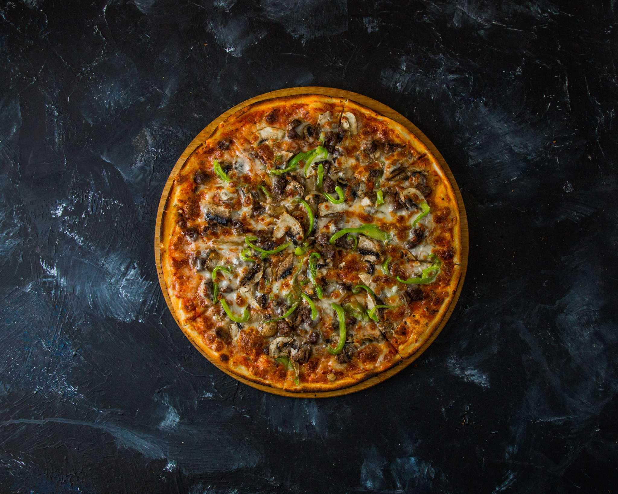 ətli-pizza