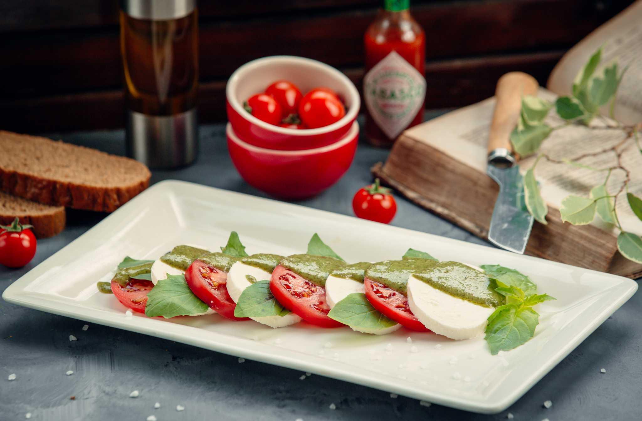 kapris salad