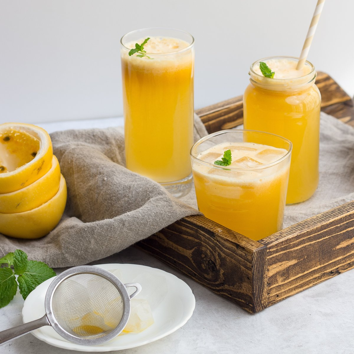 Maracuya-shake