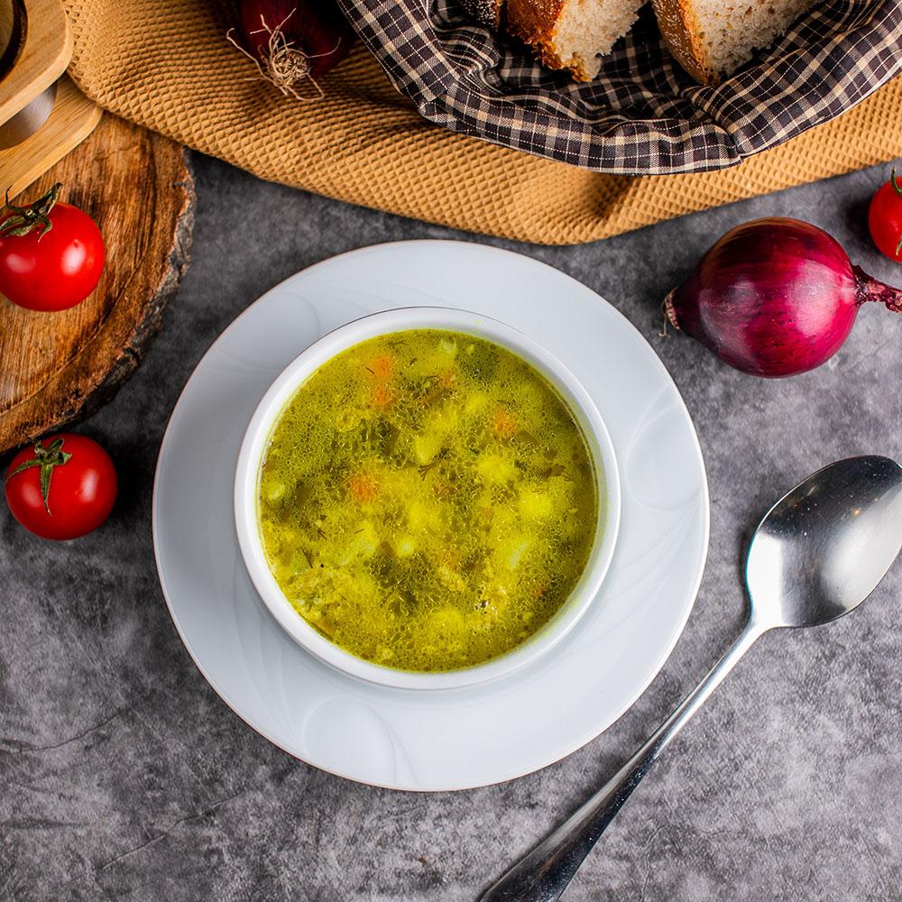 terevez supu